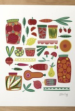 Allie Ogg Print- Kitchen
