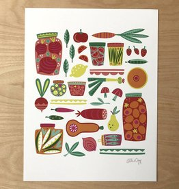 Allie Ogg Print- Kitchen