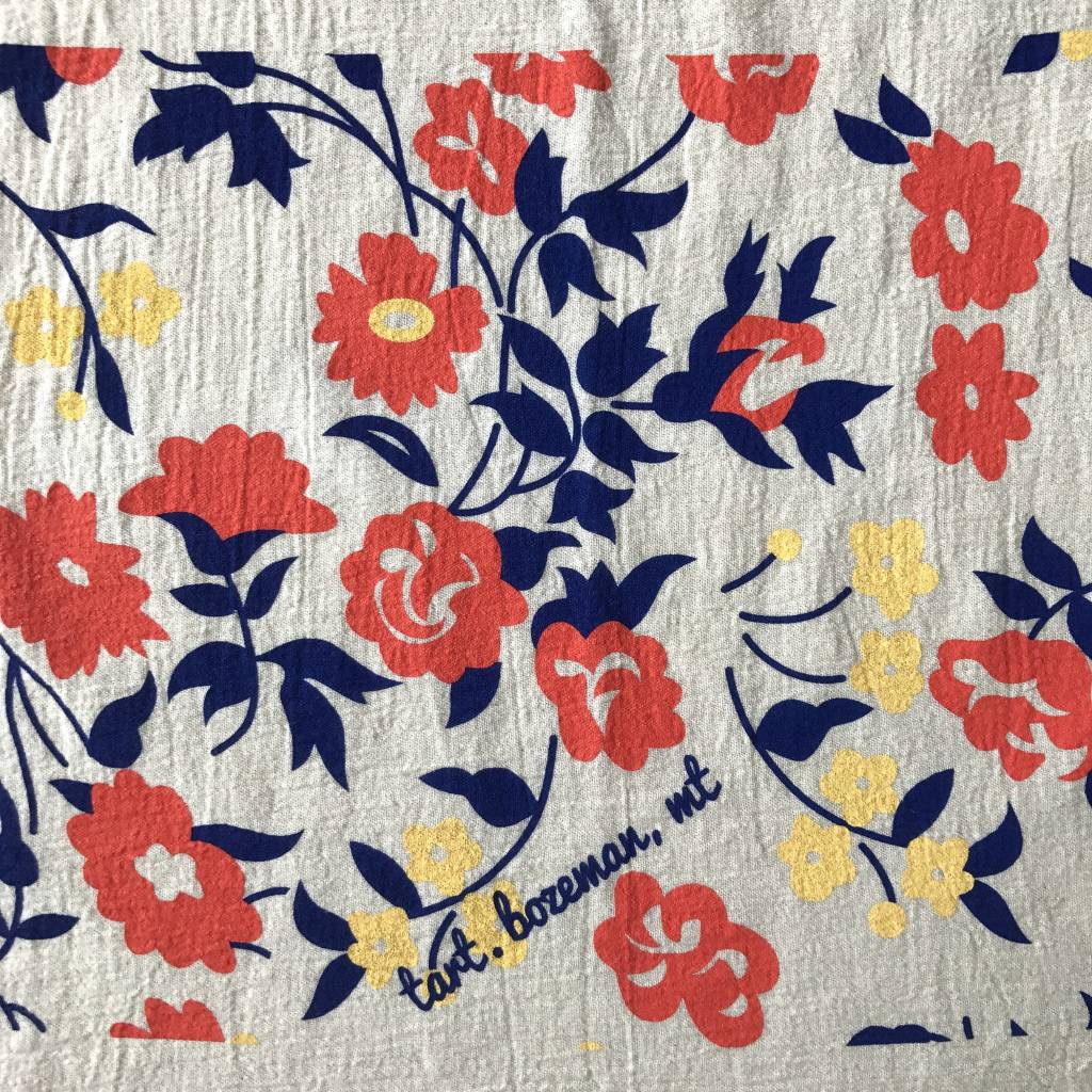 Tea Towel- Vintage Floral