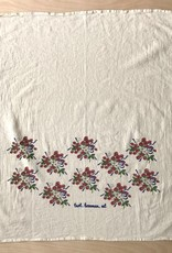 Tea Towel- Vintage Berries