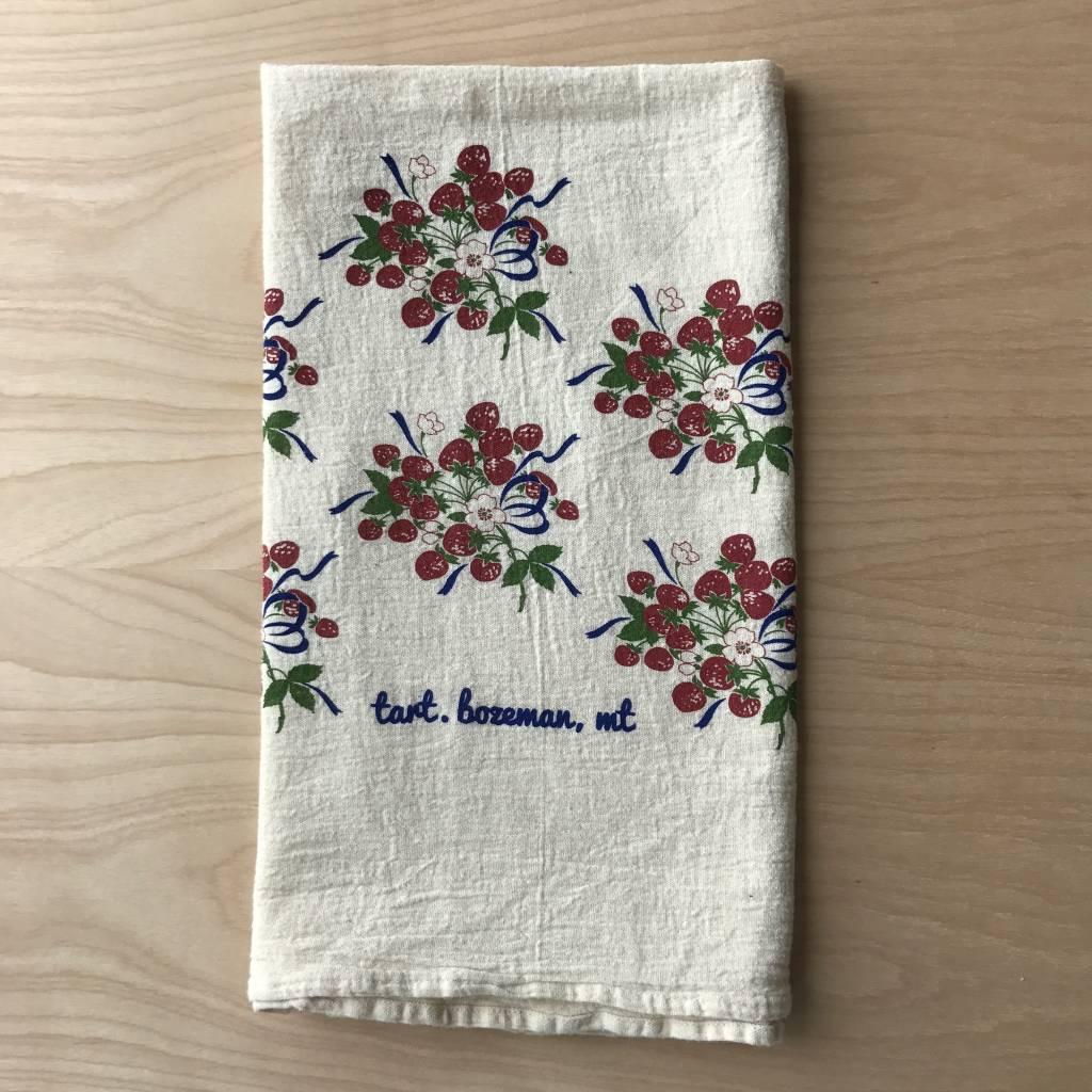 Tea Towel- Vintage Berries