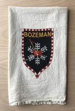 Tea Towel- Bozeman