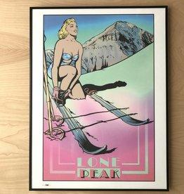 Cyrus Design 18x24 Poster - Lone Peak