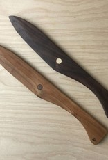 Carved Wooden Spoons Wooden Spreader- Long