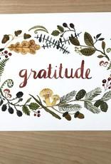 Little Truths Gratitude Art Print 8 1/2 x 11