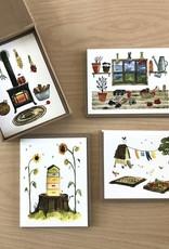 Little Truths Card- Set of 8, Homestead Dreams,