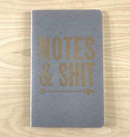 Runaway Press Journal- Moleskin, Notes & Shit, Tan
