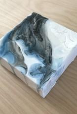 Mya Bessette Mixed 4x4 Canvas- #8