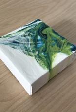 Mya Bessette Mixed 4x4 Canvas- #10