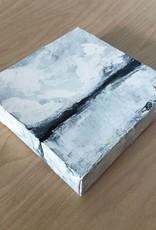Mya Bessette Mixed 6x6 Canvas- #4