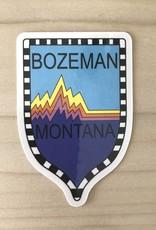Sticker- Bozeman Montana