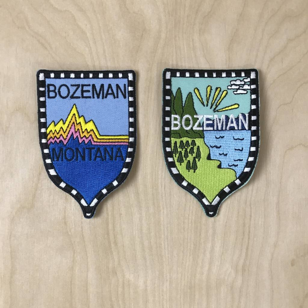 Bozeman Patch - Sunrise