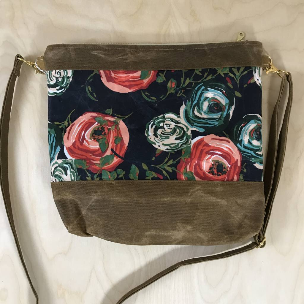 Burst Into Bloom Crossbody Bag