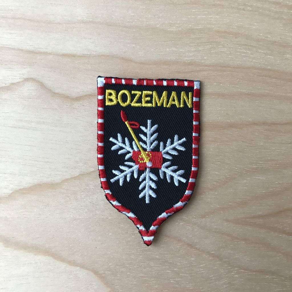 Bozeman Patch- Small