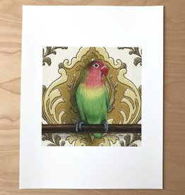 Print- Lovebird