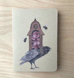 Notebook- Peonies