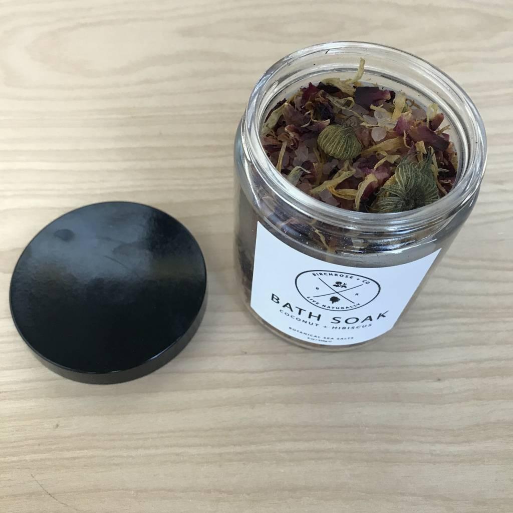 Bath Soak- Coconut + Hibiscus