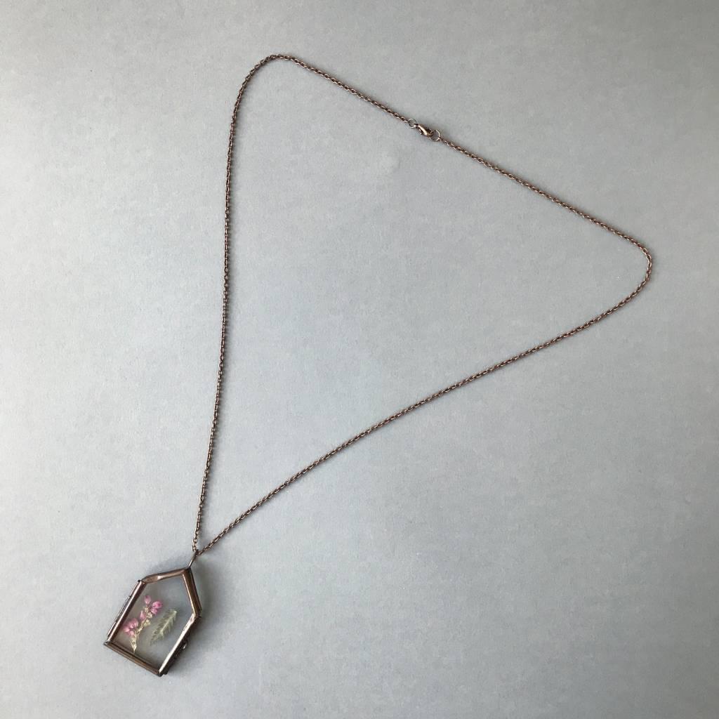 Necklace- Jardin Des Plants