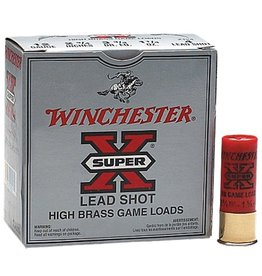 "Winchester 410 2 1/2"" 6 Shot Upland & Small Game High Brass Shotgun Shells 25 Box"