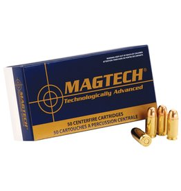 Magtech Magtech 380A SPORT SHOOTING 380 ACP Full Metal Case 95 GR 50Box/20Case