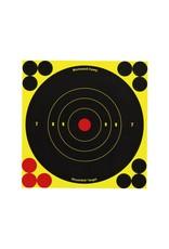 """Birchwood Casey Shoot-N-C 6"""" Bullseye 12 Pk"""