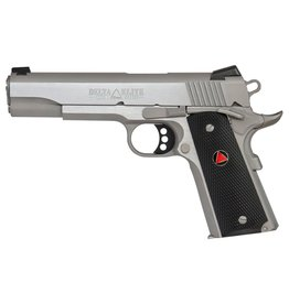 "Colt Delta Elite Single 10mm 5.0"" 8+1 Grip Stainless"