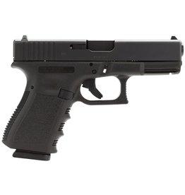 "Glock 9mm 4.01"" 15+1 FS Polymer Grip/Frame Black"