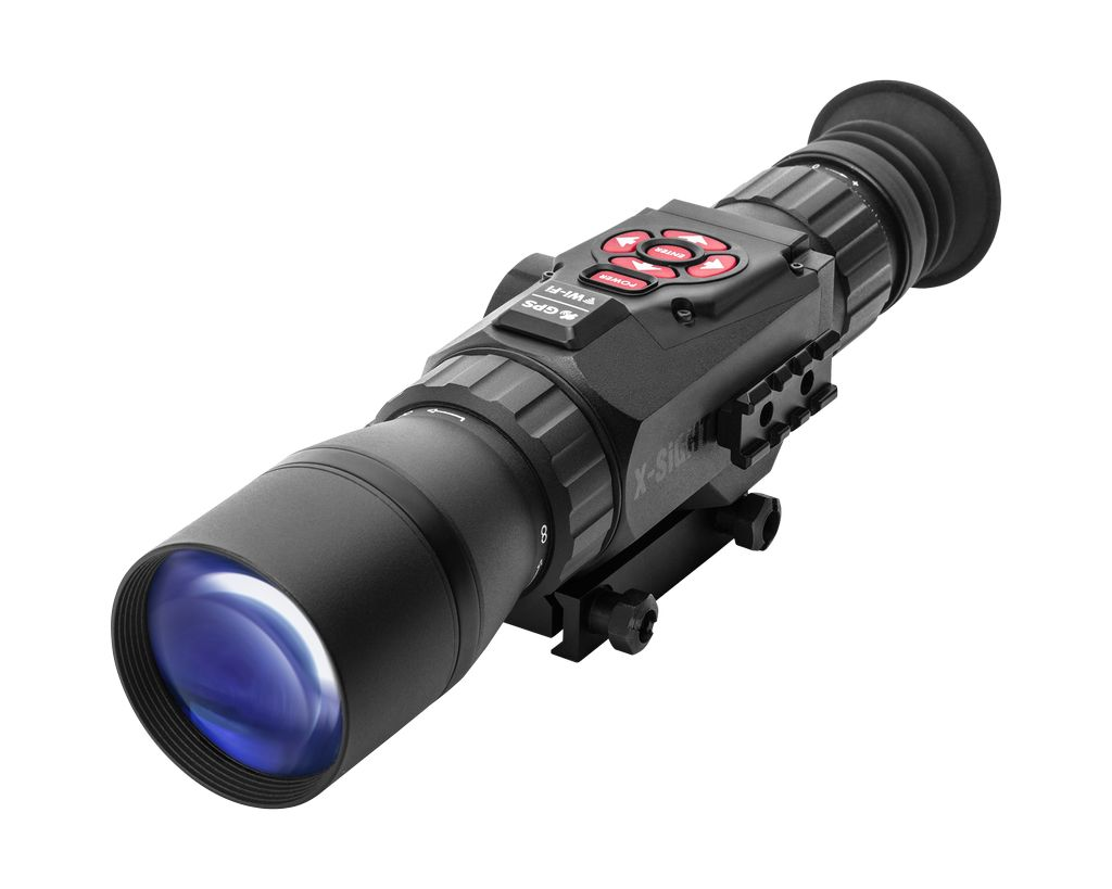 ATN ATN DGWSXS520Z X-Sight II Scope Smart HD Optics Gen 5-20x 85mm 240 ft @ 1000 yds FOV