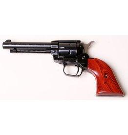 Heritage 22LR/22M BLUE 4.75&quot; FS<br /> COCOBOLO GRIP/2 CYLINDERS<br /> 22 LR | 22 Magnum