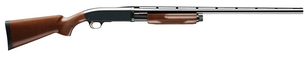 "Browning Hunter Pump 20 ga 26"" 3"" Walnut Stock Blued"