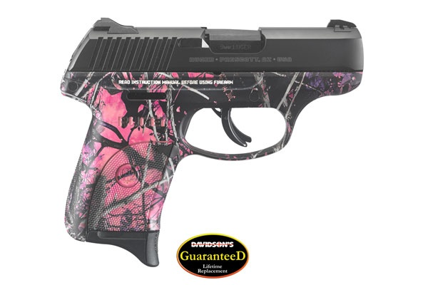 RUGER RUG LC9S 9MM CAMO