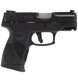 "Taurus MillPro DAO 9mm 3.25"" 12+1 Syn Grip Blued"