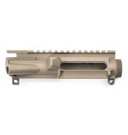 Aero Precision AR15 Stripped Upper Receiver - FDE Cerakote