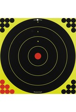 "Birchwood Casey Shoot-N-C Self-Adhesive Targets 12"" and 17.25"" Bullseye"