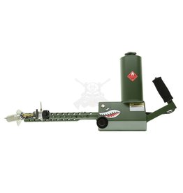 Ion Productions Team XM42 Flamethrower Gen 3 - Powdercoated OD Green RH