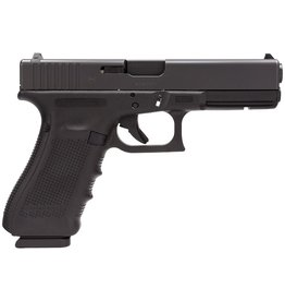 "Glock Gen4 9mm 4.49"" 17+1 FS Modular Backstrap Blk"