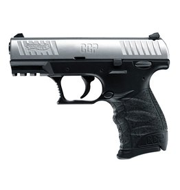 """Walther CCP Single 9mm 3.5"""" 8+1 Integral Grip SS"""