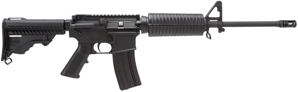 "DPMS Lite 16 A3 Versatility/Value Semi-Automatic 223 Remington/5.56 NATO 16"" 30+1 6-Position Black Stock"