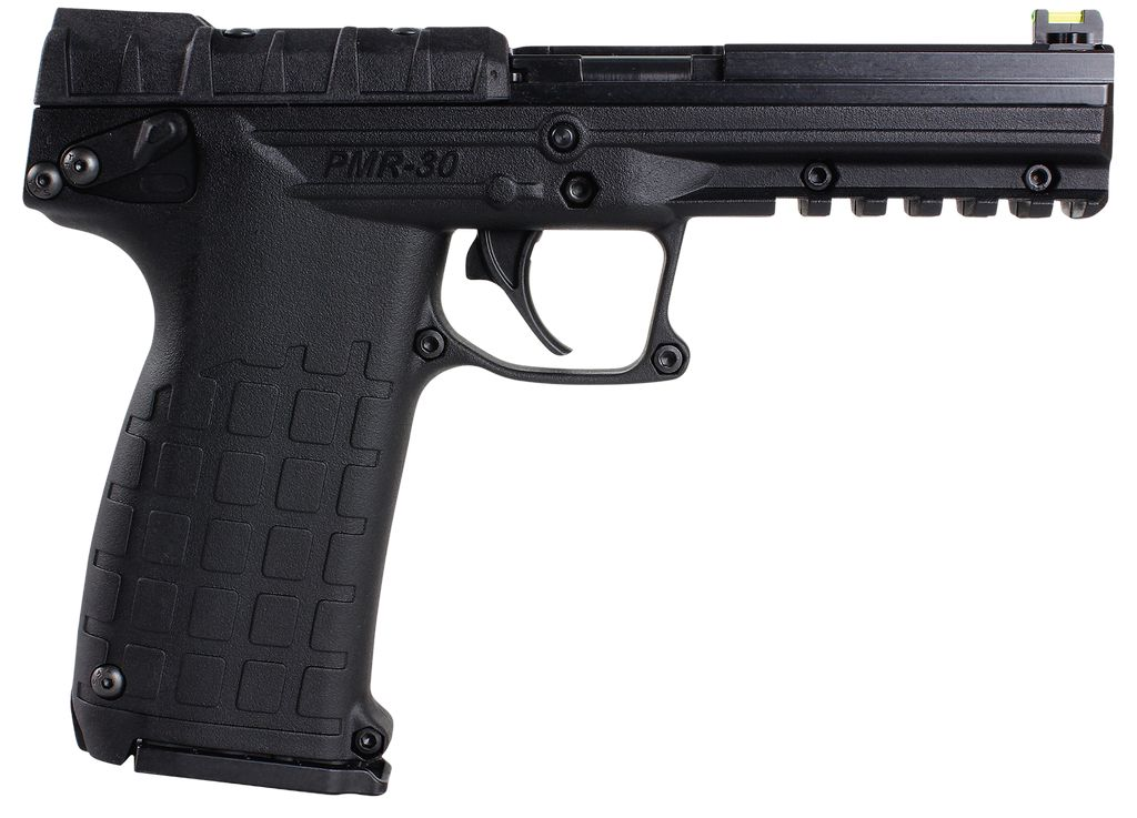 "Keltec 22 Win Mag 4.3"" 30+1 Zytel Grip Black"