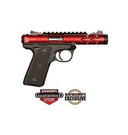 RUGER RUG MKIV 2245 LT 22PST 4.4 RED