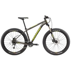 Cannondale 27.5+ M Cujo 3 Mountain Bike 2017