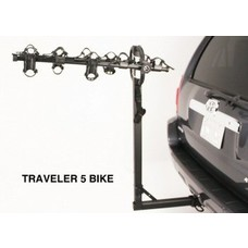 "Hollywood HR9200 Traveler -5  Bike 2"" Hitch"