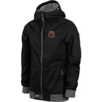 Ski The East Men's Spruce Tech Zip Hoodie 2018