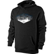 Ski The East Men's Valley Pullover Hoodie 2018