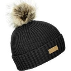 Ski The East Women's Trapper Pom Beanie 2018