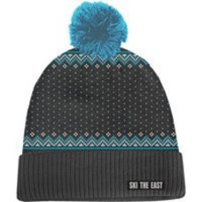 Ski The East Women's Storm Pom Beanie 2018