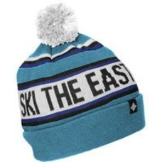 Ski The East Youth Tailgater Pom Beanie  2018