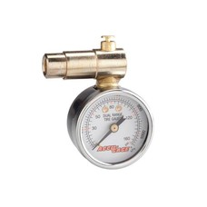 Meiser Right Angle Tire Gauge 160 psi