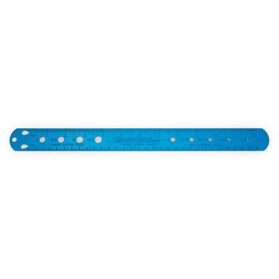 Park Tool SBC-1 Spoke ruler, Cotter and Ball Bearing Gauge