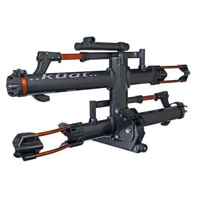 "Küat NV™ 2.0 - 2 Bike Hitch Rack (1.25"" - 2"" rec)"